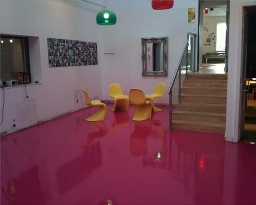 Seamless Poured Resin Floors Seamless Poured Rubber Flooring
