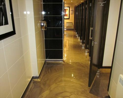 ... Poured Polyaspartic Pewter Metallic Resin Flooring Oxford ...