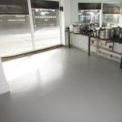 Decorative Commercial Floor Screeds North East England